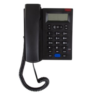 Handsfree telephone with call display