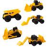 CAT - Mini camions de construction, ens. de 5 pièces