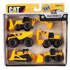 CAT - Mini camions de construction, ens. de 5 pièces - 2