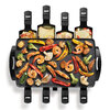 Starfrit - The Rock, Reversible raclette - Party Grill Set - 5