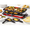 Starfrit - The Rock, Reversible raclette - Party Grill Set - 6