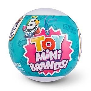 5 Surprise - Mini Brands, capsule à collectionner