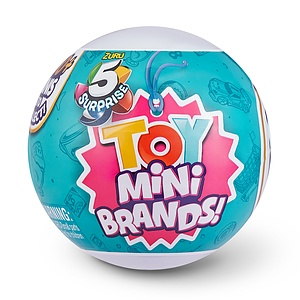 5 Surprise - Toy Mini Brands capsule, Collectible toy