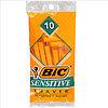 BIC - Sensitive shaver, pk. of 10