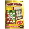 Powerhouse 6-in-1 bean toss game - 2