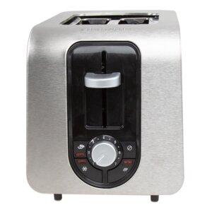 Black & Decker - 2-slice toaster with retractable cord