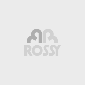 Two semi-sheer voile panels with rod pocket, 54