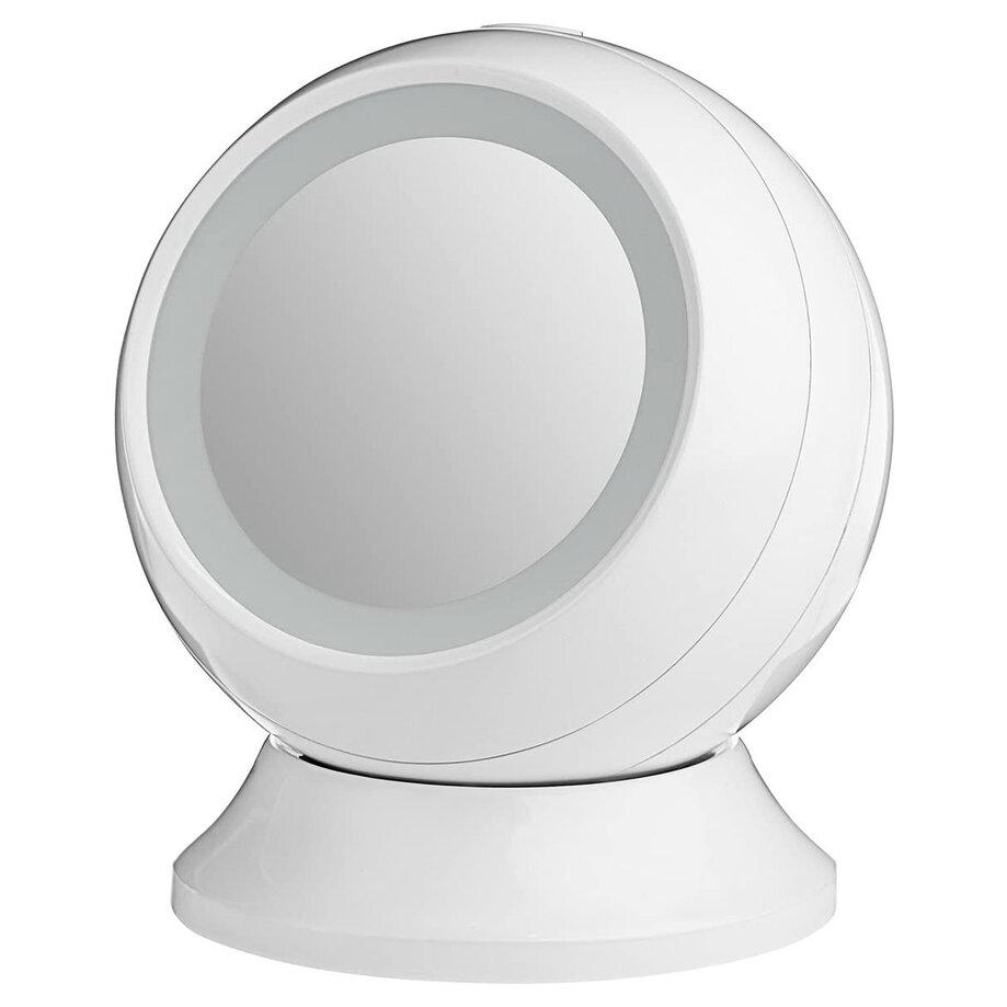 Conair - Incandescent lighting mirror with storage