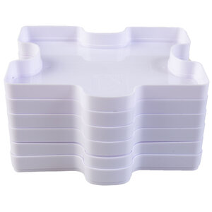 KI - Sorting trays for puzzles, set of 6