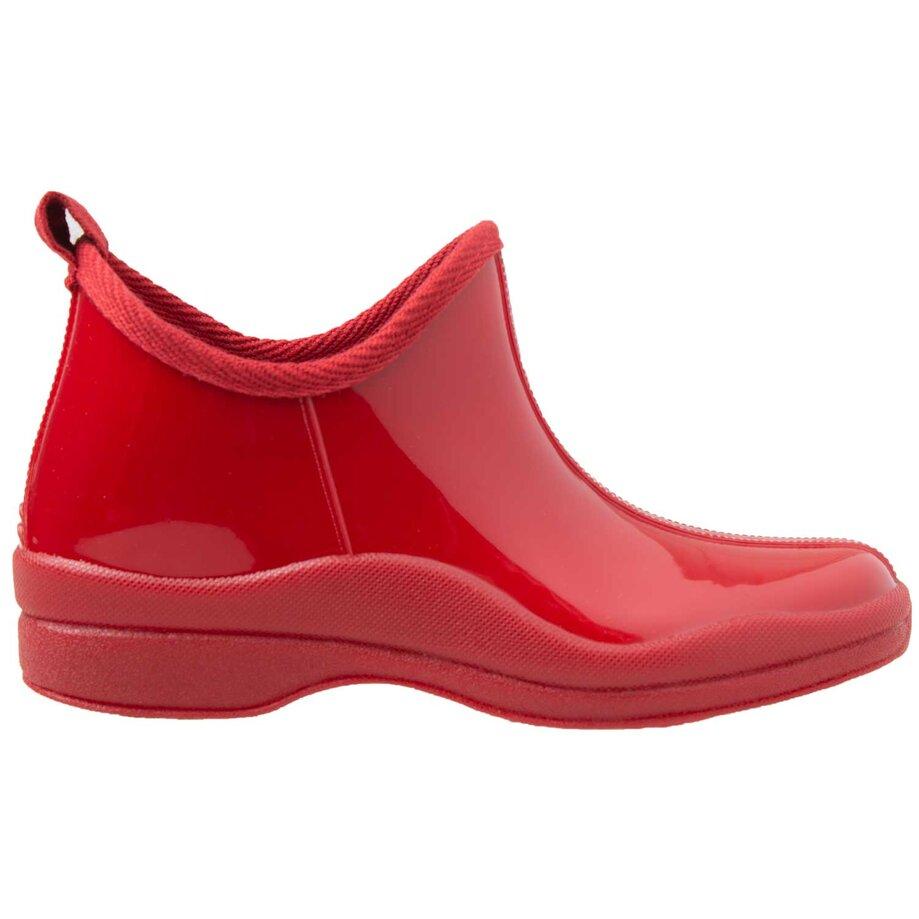 Simon Chang - Women's rubber rain booties, size 9