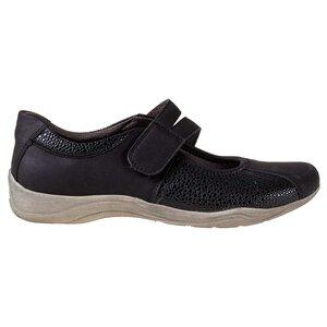 Chaussures de sport à enfiler pour femmes à bout rond avec fer