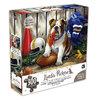 KI - Puzzle, Linda Picken, Possession du ballon par le bulldog, 300 mcx