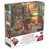 KI - Puzzle, Jim Hansel, Camping Collection - plaisirs d'été, 550 mcx
