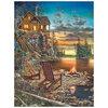 KI - Puzzle, Jim Hansel, Camping Collection - plaisirs d'été, 550 mcx - 2