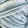 Ombré acrylic yarn, grey ombré, 100g - 2