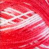 Ombré acrylic yarn, pink ombré, 100g - 2