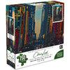 KI - Puzzle, Chris Lord, Evening on Tenth, 750 pcs