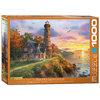 Eurographics - Puzzle, Dominic Davison, The old lighthouse, 1000 pcs