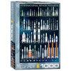Eurographics - Puzzle, International space rockets, 1000 pcs