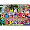 Eurographics - Puzzle, Home tweet home, 1000 pcs - 3