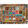 Eurographics - Puzzle, Beed collection, 1000 pcs - 2
