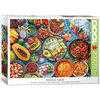 Eurographics - Puzzle, Mexican table, 1000 pcs