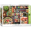 Eurographics - Puzzle, Sushi table, 1000 pcs
