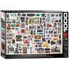 Eurographics - Puzzle, Le monde des caméras, 100 mcx