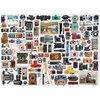 Eurographics - Puzzle, Le monde des caméras, 100 mcx - 2