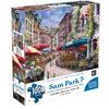 KI - Puzzle, Sam Park, Flower garden 1, 1000 pcs