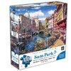 KI - Puzzle, Sam Park, Panorama de Venise 2, 1000 mcx
