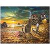 KI - Puzzle, By the Sea, Jim Hansel, Seaside rendezvous, 1000 pcs - 2