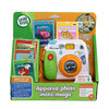 Leap Frog - Fun-2-3 instant camera, French - 6
