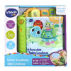 VTech Baby - Turtle's Busy Day soft book, French edition - 5