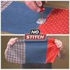 Bell+Howell - No Stitch handheld heat iron - 3