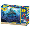 Discovery - Casse-tête prime 3D, Grand requin blanc, 500 mcx