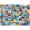 Ravensburger - Ninety-nine seaside movements, 1000 pcs - 2
