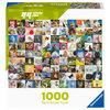 Ravensburger - Ninety-nine adorable cats, 1000 pcs