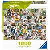Ravensburger - Ninety-nine lovable dogs, 1000 pcs