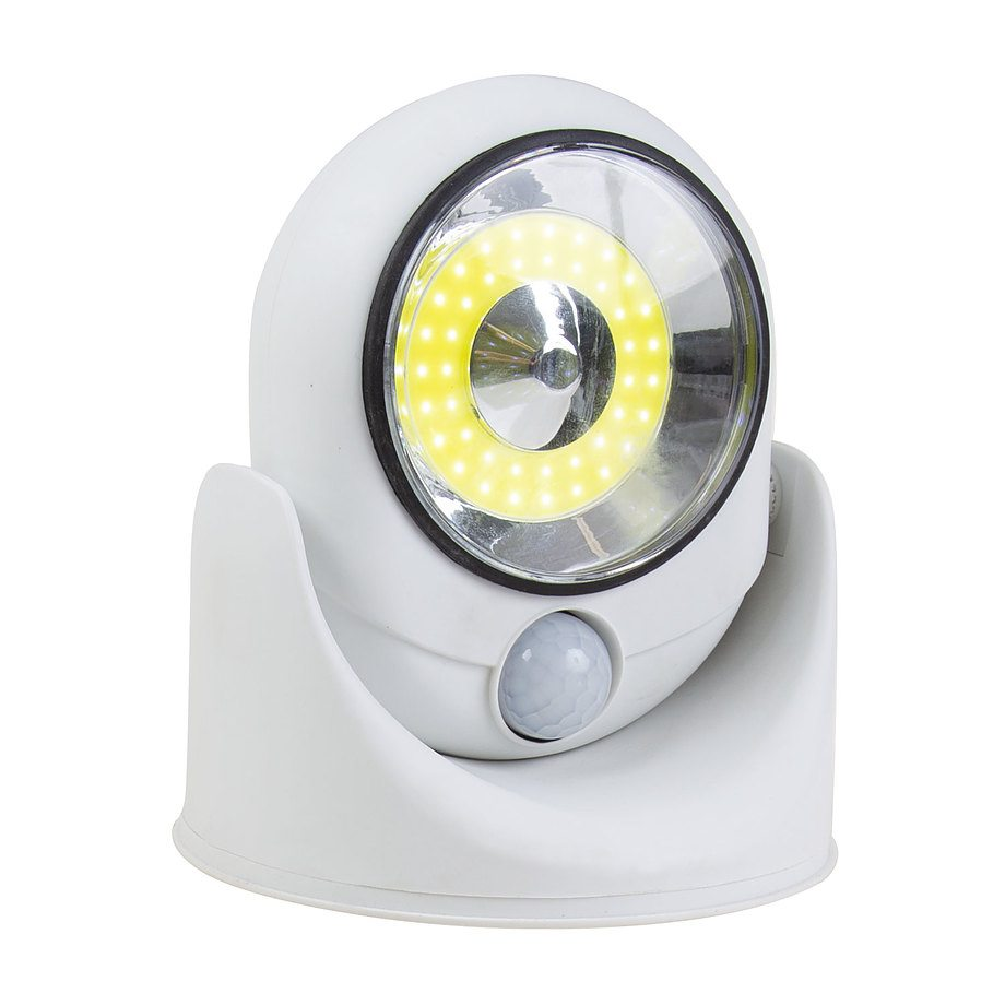 Atomic Light Angel - Indoor and outdoor motion-activated, cordless LED light