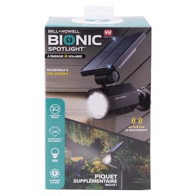 Bell+Howell - Bionic security spotlight