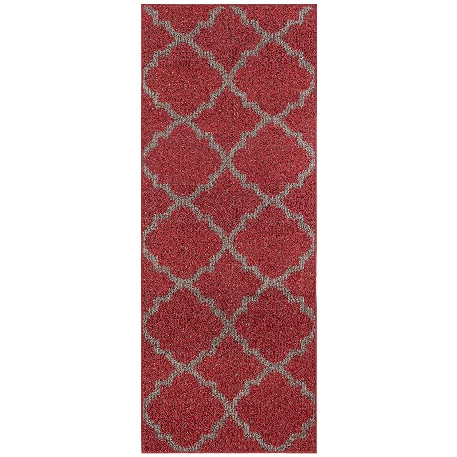CASABLANCA Collection, rug, cayenne, 2'x5'