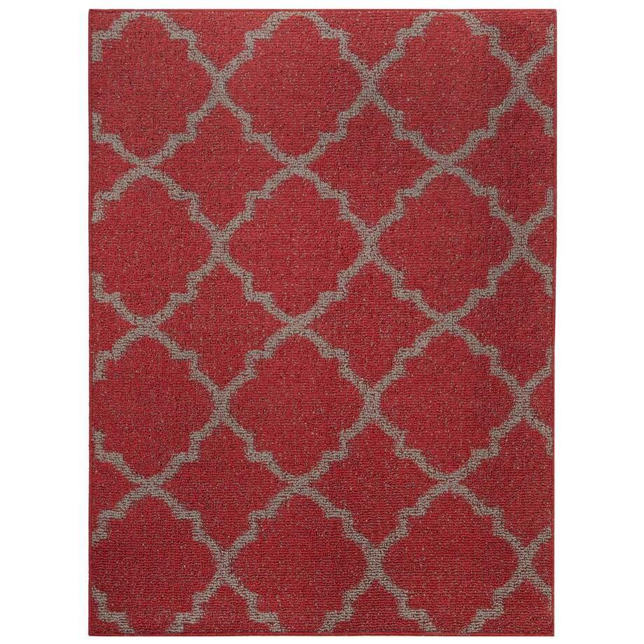 Collection CASABLANCA, tapis, cayenne, 3'x4'