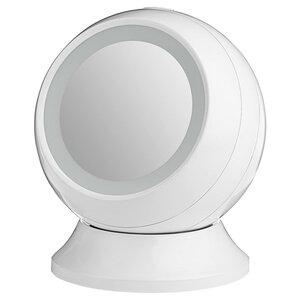 Conair - Miroir d'éclairage à incandescence avec rangement