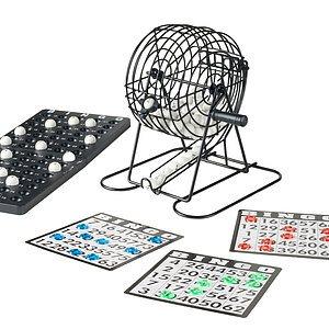 Ensemble de bingo