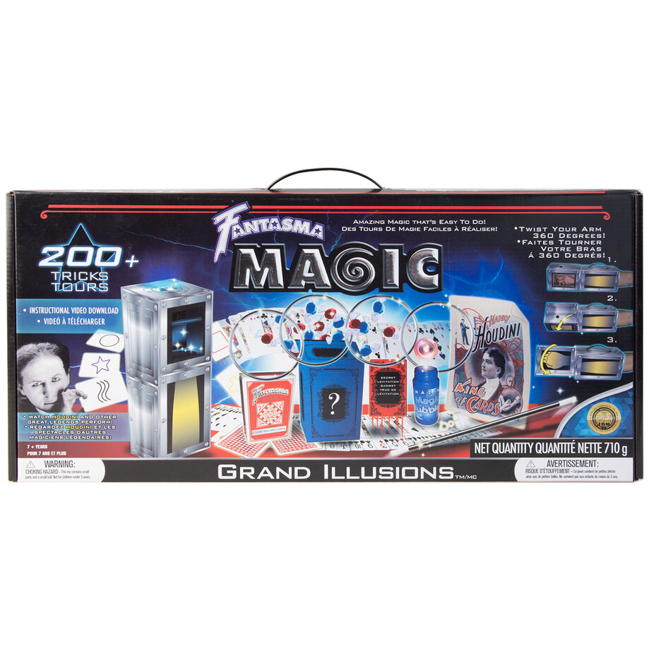 Fantasma Grand Illusions Magic