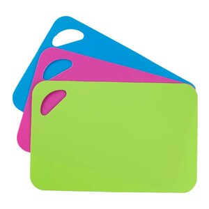 Flexible cutting mats, 3pcs