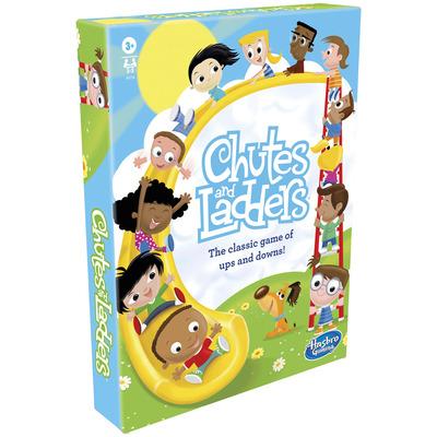 Jeu classique Chutes and Ladders pour enfants