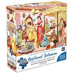 KI - Puzzle, Rosalind Solomon, Polly's first ball, 1000 pcs