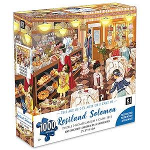 KI - Puzzle, Rosiland Solomon, Ben's confectionery, 1000 pcs